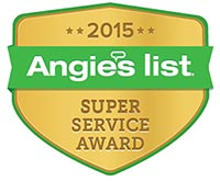 2015 Angies List Super Service Award - DFW Carpet Cleaning