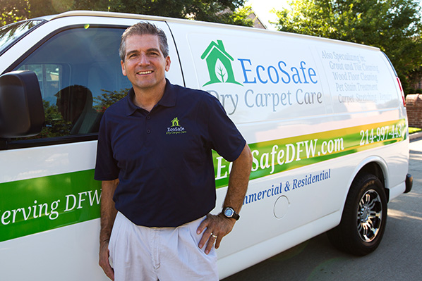Fernando - EcoSafe Dry Carpet Care