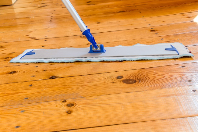 Wood Floor Cleaning Tips